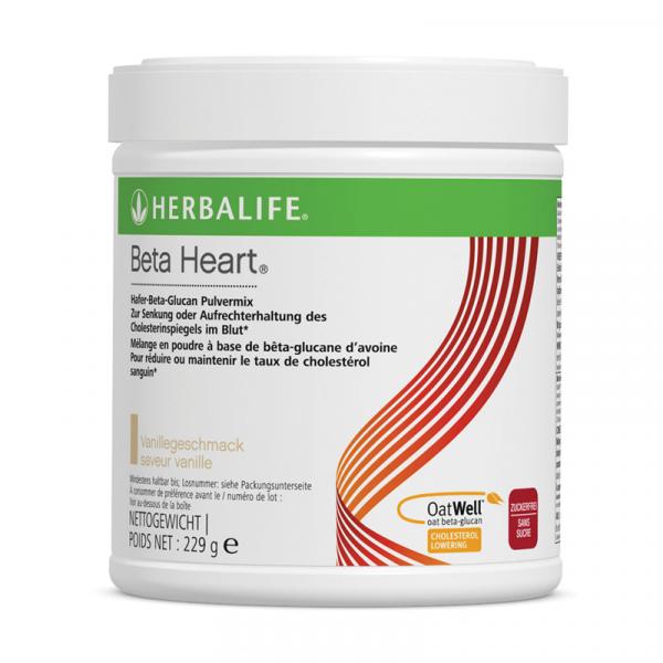 Beta Heart® Vanille 229 g Disponible en France
