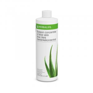 Boisson Concentrée à l'Aloe Vera Original 473 ml