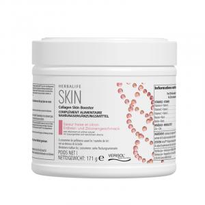 Collagen Skin Booster boisson fraise et citron 171 g Disponible en France