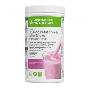 Formula 1 Nouvelle génération - Boisson Nutritionnelle Douceur de Fruits rouges 550 g