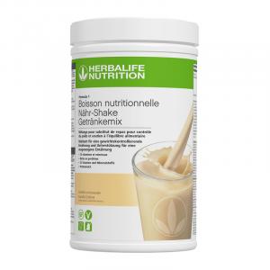 Formula 1 Nouvelle génération - Boisson Nutritionnelle Vanille Onctueuse 780 g