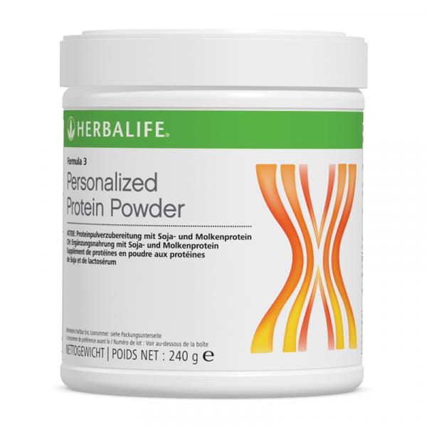 Formula 3 - Personalised Protein Powder* 240 g Disponible en France