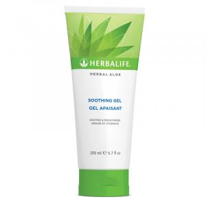 Gel Apaisant Herbal Aloe 200 ml Disponible en France
