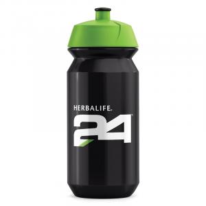 Gourde sport Herbalife Nutrition Noir Unité 500 mL Disponible en France