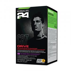 Herbalife24 - CR7 Drive sachets Baies d'açai 10 sachets de 27 g Disponible en France