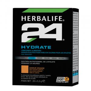 Herbalife24 - Hydrate Orange 20 sachets de 5,3 g Disponible en France