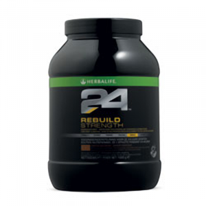 Herbalife24 - Rebuild Strength Chocolat 1000 g Disponible en France