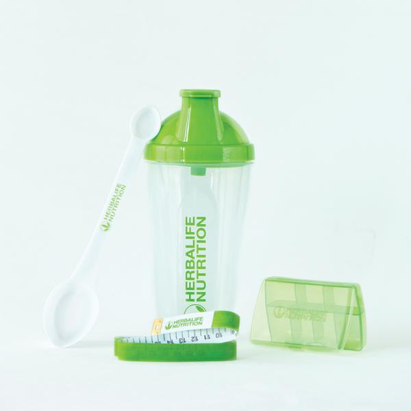 Kit Essentiel Herbalife L'unité Shaker et cuillère doseuse Disponible en France