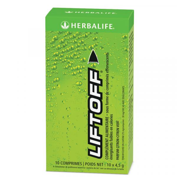 Liftoff® Citron - citron vert 10 sachets de 4,5 g Disponible en France