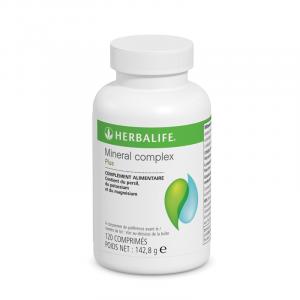 Mineral complex Plus 120 comprimés - 142.8 g Disponible en France
