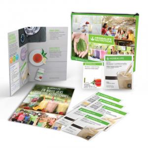 PACK ESSAI Nutrition Disponible en France