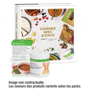 Pack Cooking Recettes Salées Disponible en France