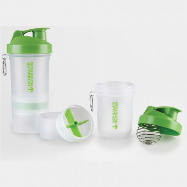 Super Shaker Herbalife 400 ml Vert Disponible en France