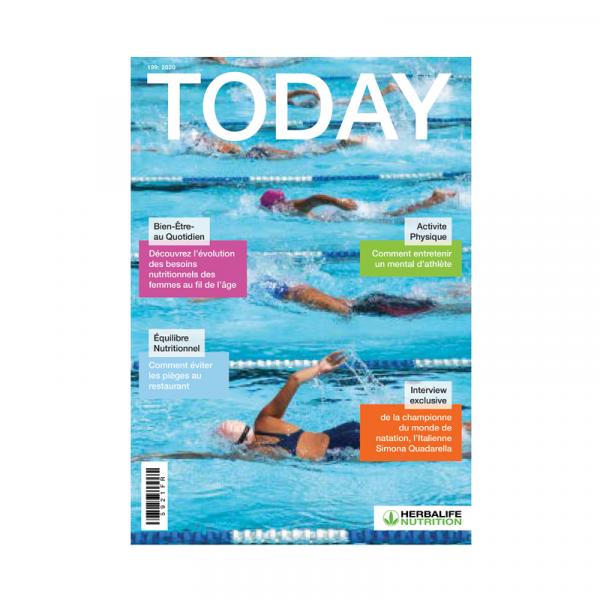 Today Herbalife Magazine L'unité Disponible en France