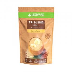 Tri Blend Select – Mélange pour Shake protéiné Saveur banane 600 g