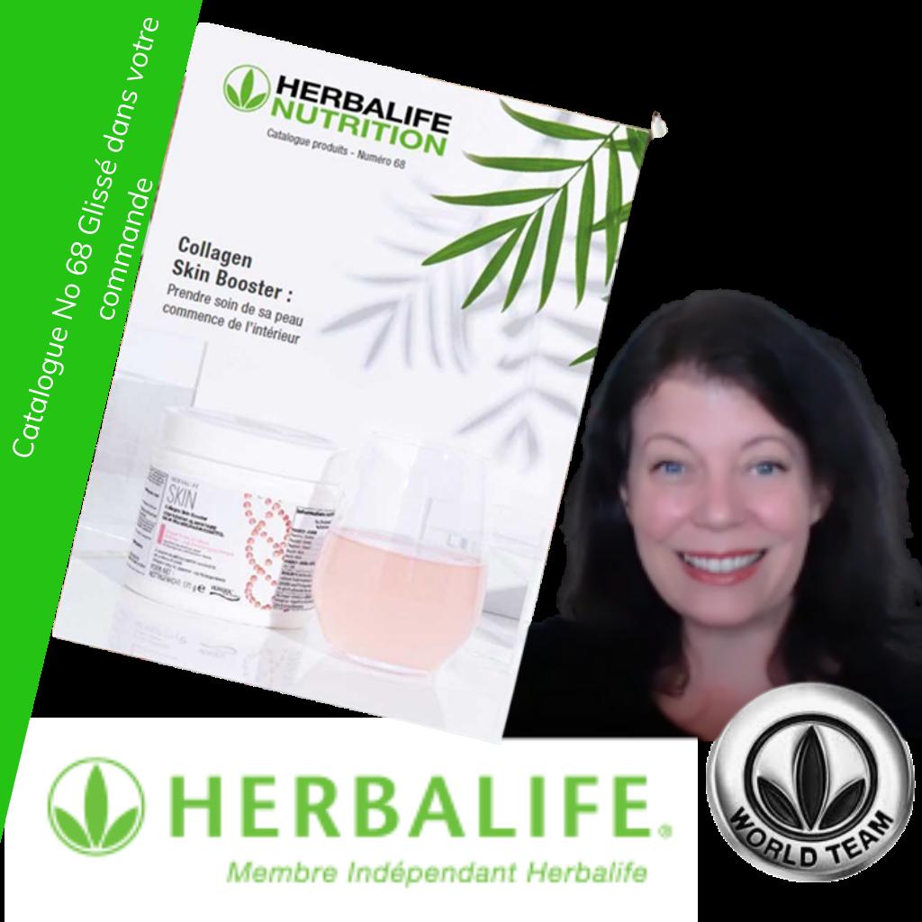 Distribution de produits Herbalife pour la France par Feel-Good-Club