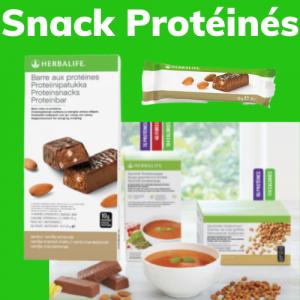 Snacks Protéinés
